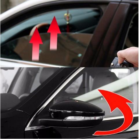 Gập gương lên xuống kính ô tô Honda City