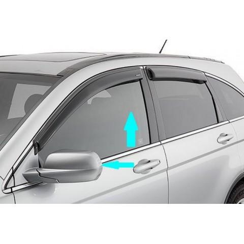 Gập gương và lên kính tự động cho ô tô