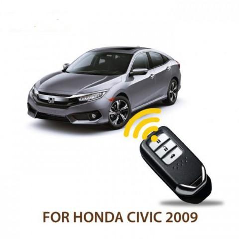 Đề nổ từ xa Smart Key xe Honda Civic