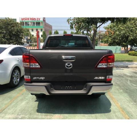 Sơn gầm ô tô cho xe Mazda Bt50