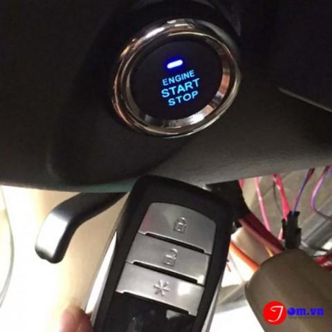 Start Stop smartkey cho xe BMW E46