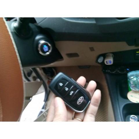 Start Stop smartkey cho xe Toyota Fortuner