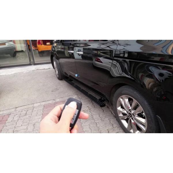 Bậc lên xuống điện tự động cho ô tô