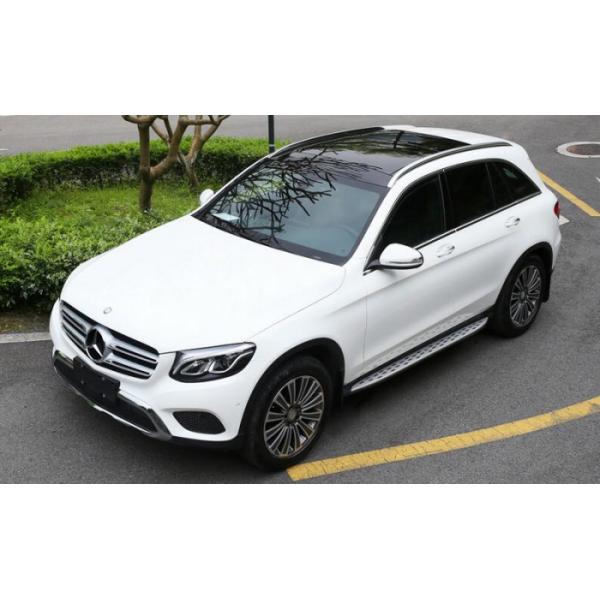 Bậc dẫm lên xuống ô tô cho xe Mercedes GLC300