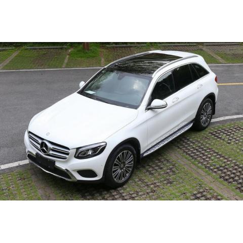 Bậc dẫm lên xuống ô tô cho xe Mercedes ML350