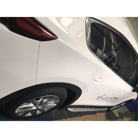 Bậc lên xuống ô tô cho xe Mazda CX8