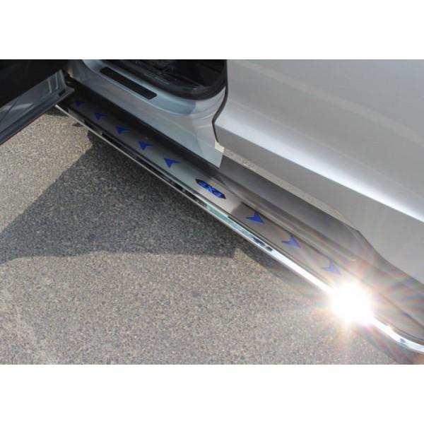 Bậc lên xuống ô tô cho xe Lexus NX 200T
