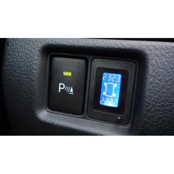 Cảm biến áp suất lốp theo xe Hyundai Santafe