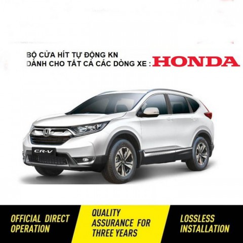 Cửa hít ô tô cho xe Honda CRV
