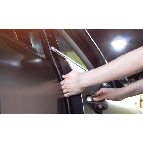 Cửa hít ô tô cho xe range rover evoque