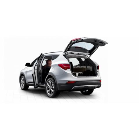 Đóng mở cốp điện ô tô cho xe Hyundai Santafe