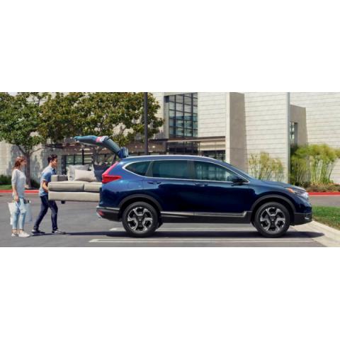 Đóng mở cốp điện ô tô cho xe Honda Hrv