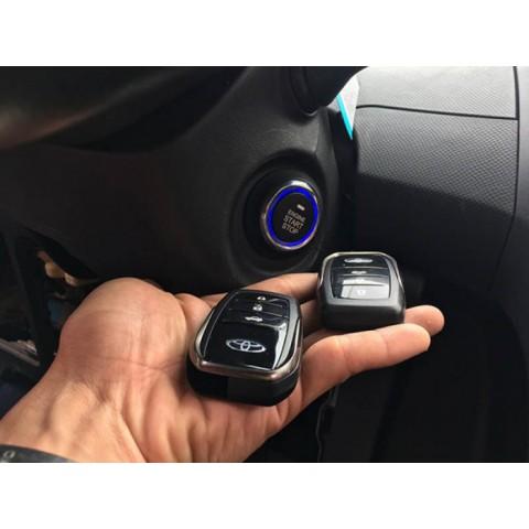 Đề nổ từ xa Smart Key xe Toyota Innova