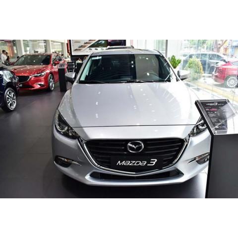 Sơn gầm ô tô cho xe Mazda 3