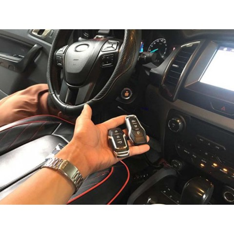 Start Stop smartkey cho xe Ford Everest