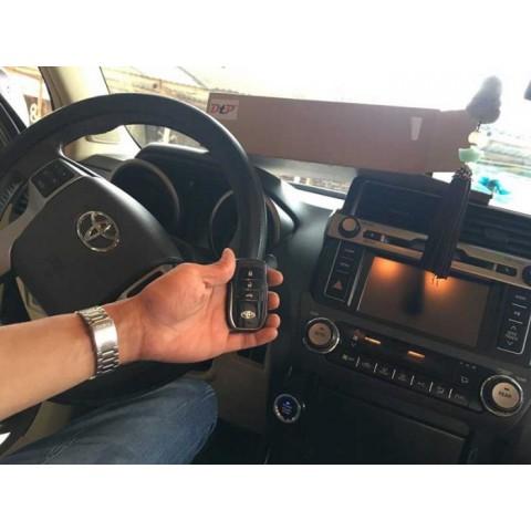 Start Stop smartkey cho xe Toyota Prado