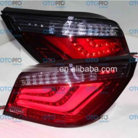 Đèn hậu LED BMW E60 5 Series 520i 523i 525i 528i 530i 2004-2007 mẫu JX màu khói
