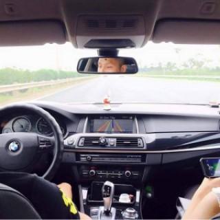 Đầu DVD ô tô cho xe BMW 520i