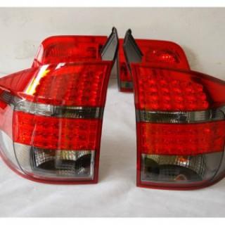 Đèn hậu độ LED nguyên bộ cả vỏ cho BMW X5 E70 đời 2006-2009