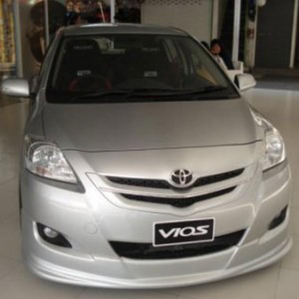 Body Kits Toyota  vios  TRD Sportivo 1(2007 – 2012)