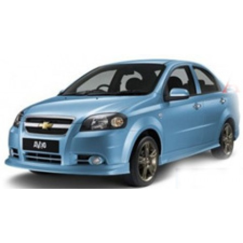 Body Kits CHEVROLET AVEO SS-Sport