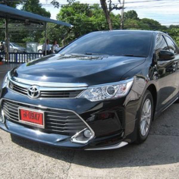 Bodylips cho Toyota Camry 2015-2016 mẫu Fiar Thái Lan