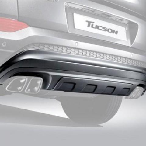 Ốp lip sau cho Hyundai Tucson 2016
