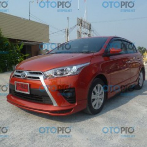 Bodykit cho Toyota Yaris 2014-2016 mẫu Aero sport Thái Lan
