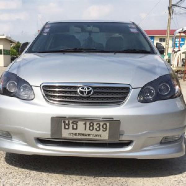Body Kits xe Toyota  Altis 2004 – 2007 (G – limited)