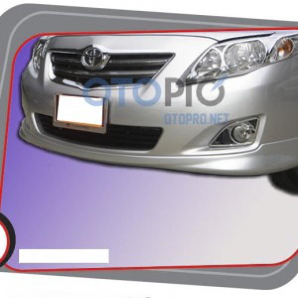 Body lips cho xe Toyota Altis 2008-2009 mẫu 4