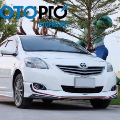 Body Kits Toyota  vios 2007 – 2012 Mẫu Amotriz