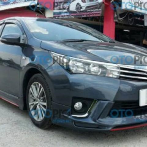 Bodylip cho Toyota Corolla Altis 2014-2016 mẫu Artimo