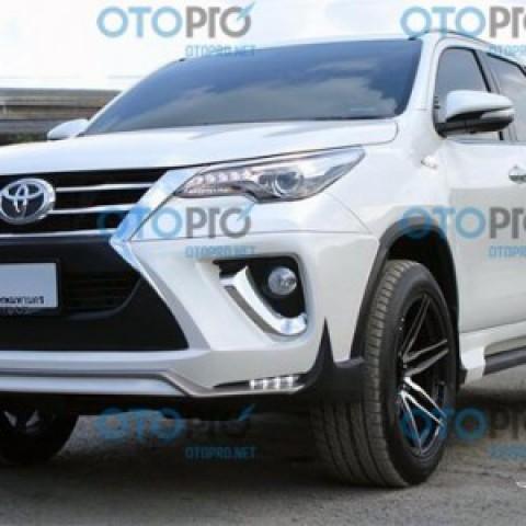 Bodykits cho Toyota Fortuner 2016 mẫu Atiwus