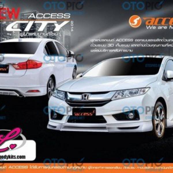 Bodykit cho Honda City 2014-2016 mẫu Access Thái Lan