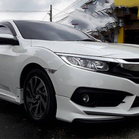 Body kits Honda Civic 2017 mẫu Apollo