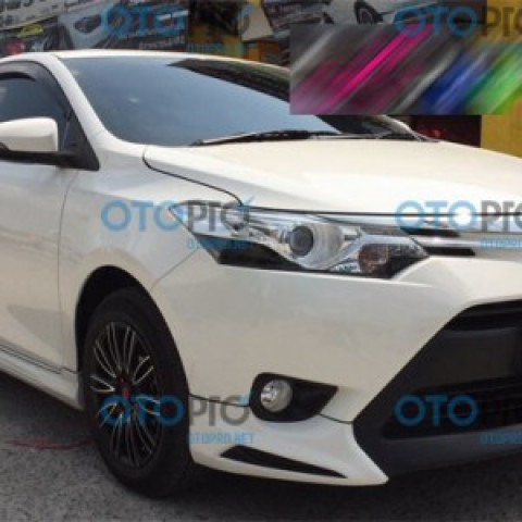 Bodykit cho Toyota Vios 2014-2016 mẫu F86 Thái Lan