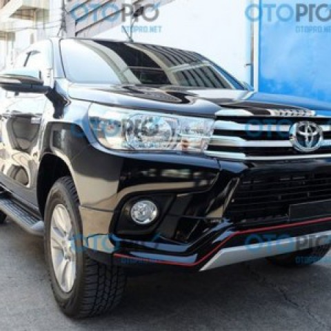 Bodylip cho Toyota Hilux Revo 2015-2016 mẫu Fiar Thái Lan