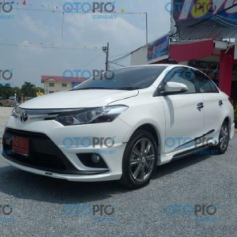 Bodykit cho Toyota Vios 2014-2016 mẫu JAP Thái Lan
