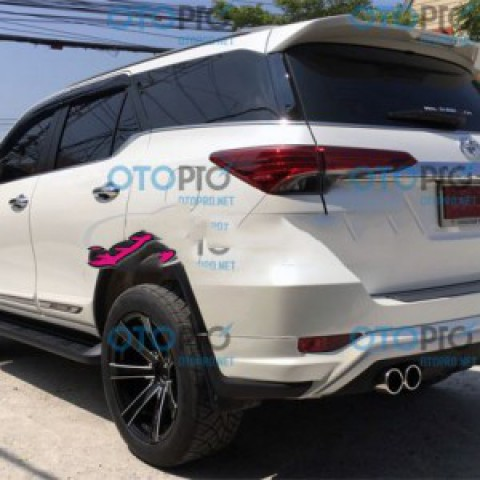 Bodykits cho Toyota Fortuner 2016 mẫu F-Sport