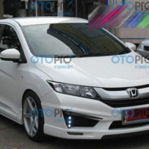 Bodykit cho Honda City 2014-2016 mẫu NTS1 V1 Thái Lan
