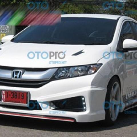 Bodykit cho Honda City 2014-2016 mẫu NTS1 V2 Thái Lan