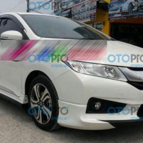 Bodykit cho Honda City 2014-2016 mẫu T-Speed Thái Lan