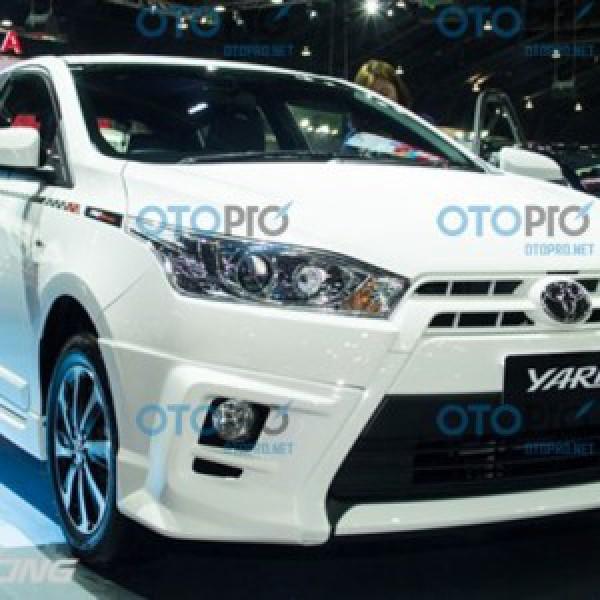 Bodykit cho Toyota Yaris 2014-2016 mẫu TRD Spor-tivo V2 Thái Lan