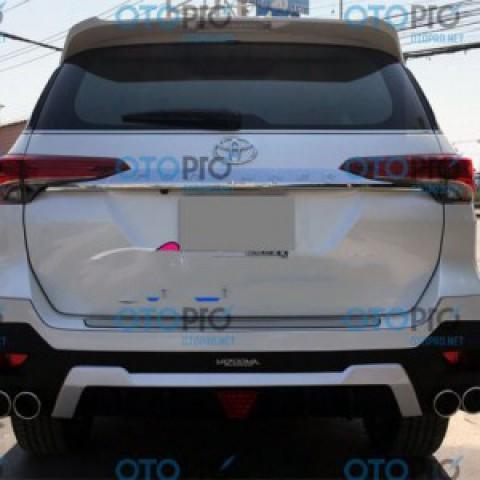 Bodykits cho Toyota Fortuner 2016 mẫu VAZooMA