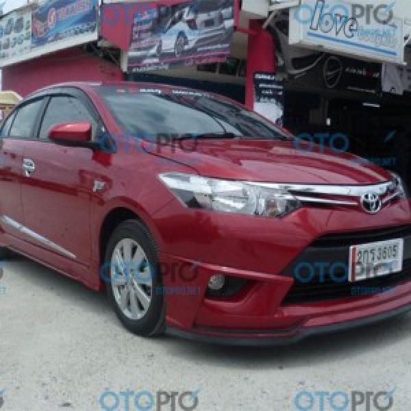 Bodykit cho Toyota Vios 2014-2016 mẫu Vampire Thái Lan