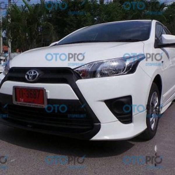 Bodykit cho Toyota Yaris 2014-2016 mẫu VISA Thái Lan