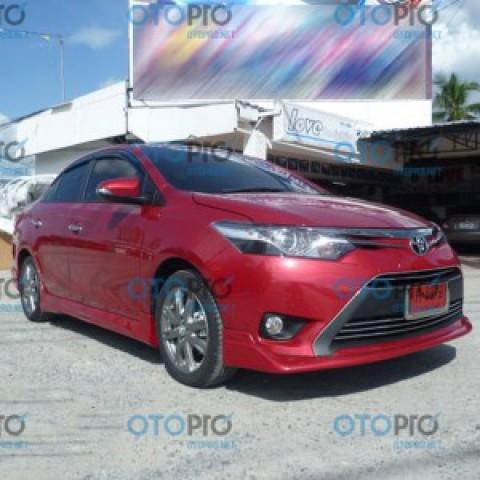 Bodykit cho Toyota Vios 2014-2016 mẫu ZTEC Thái Lan