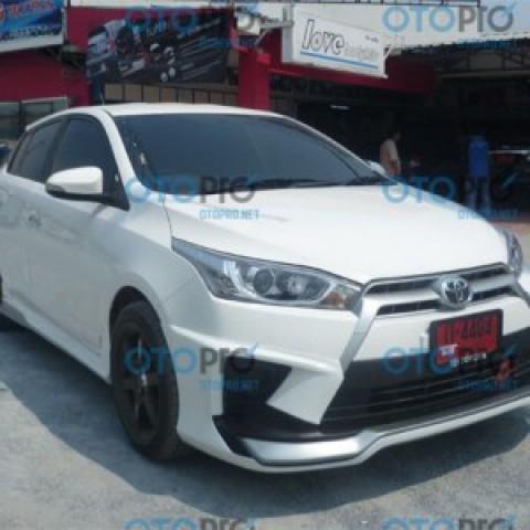 Bodykit cho Toyota Yaris 2014-2016 mẫu Zercon Z-I Thái Lan