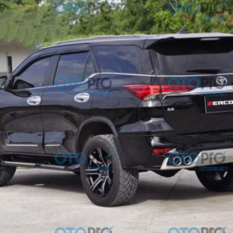 Bodykits cho Toyota Fortuner 2016 mẫu zercon ZK