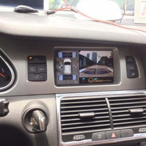 Camera 360 cho xe Audi Q7
